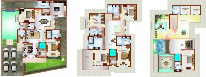 Vardhman Pratap Nagar Bungalow (7BHK+7T (5,000 sq ft) Villa 5000 sq ft)