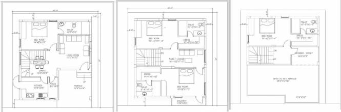 Mithra DLR Enclave (4BHK+4T (2,400 sq ft)   Pooja Room Villa 2400 sq ft)