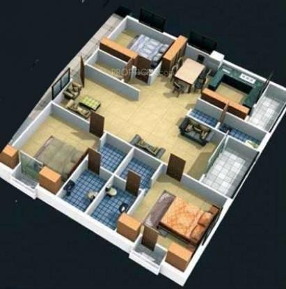 Eternal Raaga (3BHK+3T (2,140 sq ft) Apartment 2140 sq ft)