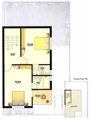 B Desai Anand Vihar Bungalows (3BHK+3T (1,800 sq ft) Villa 1800 sq ft)