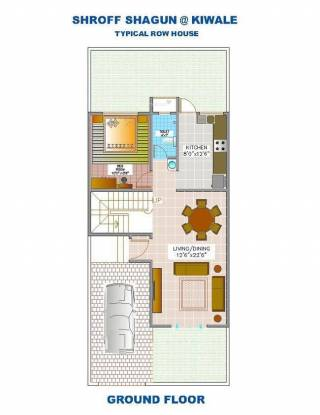 Shroff Shagun Villas (3BHK+3T (2,100 sq ft) Villa 2100 sq ft)