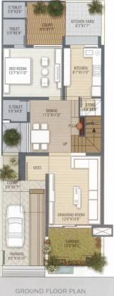 Nanji Abhishek (3BHK+5T (3,366 sq ft)   Pooja Room Villa 3366 sq ft)