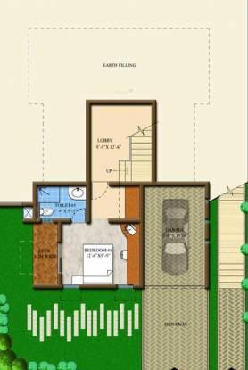 Shriram Serene Villas (4BHK+4T (2,637 sq ft)   Servant Room Villa 2637 sq ft)