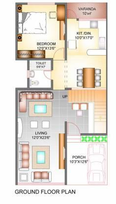Varsha Maple Villas (4BHK+4T (3,600 sq ft) Villa 3600 sq ft)