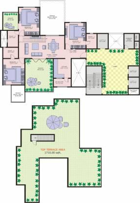 Marvel Enigma (3BHK+4T (2,845 sq ft) Apartment 2845 sq ft)