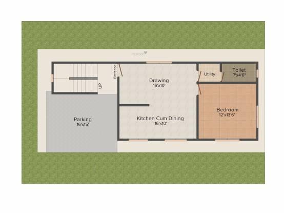 JB Residency (5BHK+4T (2,425 sq ft) Villa 2425 sq ft)