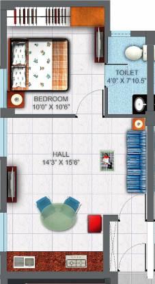 Shreevelu Alaka Palazzo (1BHK+1T (625 sq ft) Apartment 625 sq ft)