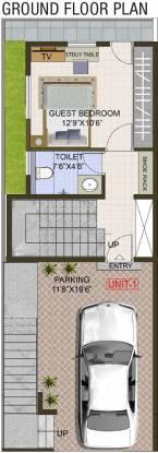Rishi Deccan Palms 2 (3BHK+3T (2,095 sq ft) Villa 2095 sq ft)