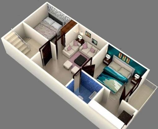 Batra Affordable Homes (2BHK+2T (500 sq ft) Apartment 500 sq ft)
